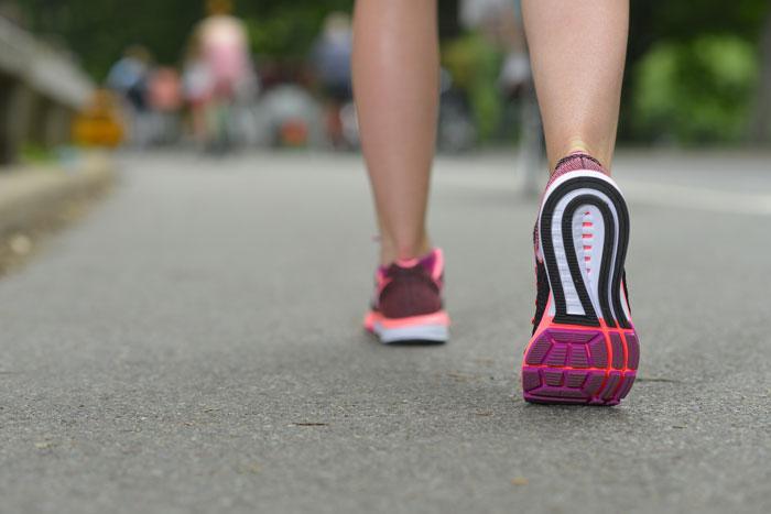 運動と白髪の関係