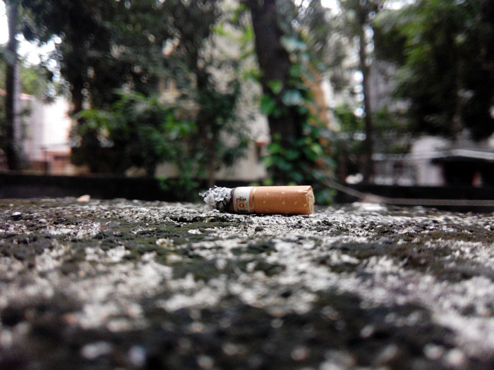 タバコの危険性
