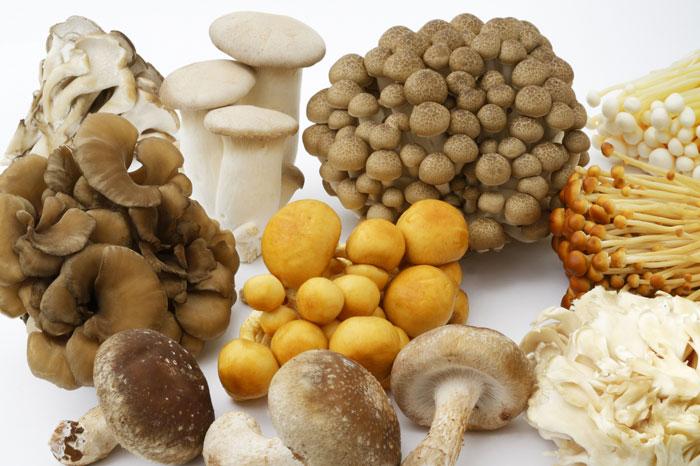 海藻のほかにもミネラルが豊富な食材